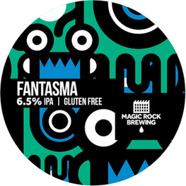 Magic Rock - Fantasma IPA - Gluten Free - 6.5%