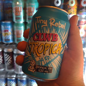 Tiny Rebel - Clwb Tropica - Tropical IPA - 5.5%