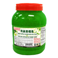 Green Apple Coconut Jelly Strip 青蘋果椰條