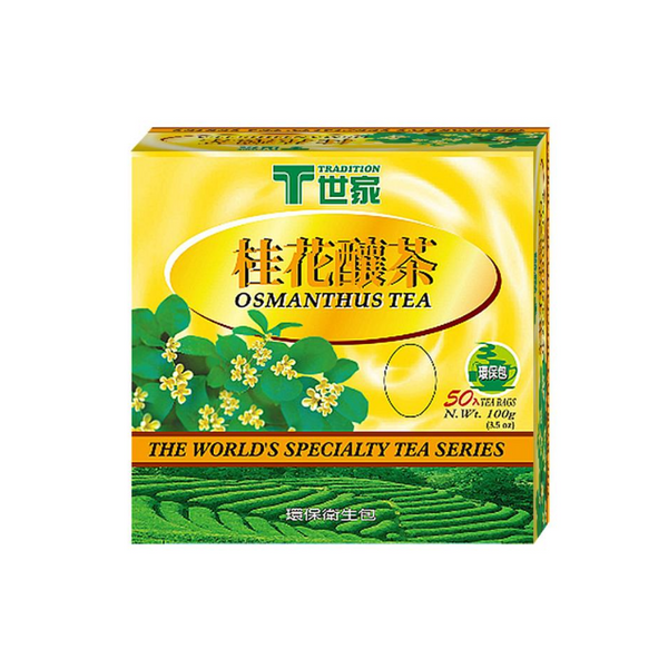 Osmanthus Tea 50b 桂花釀茶包