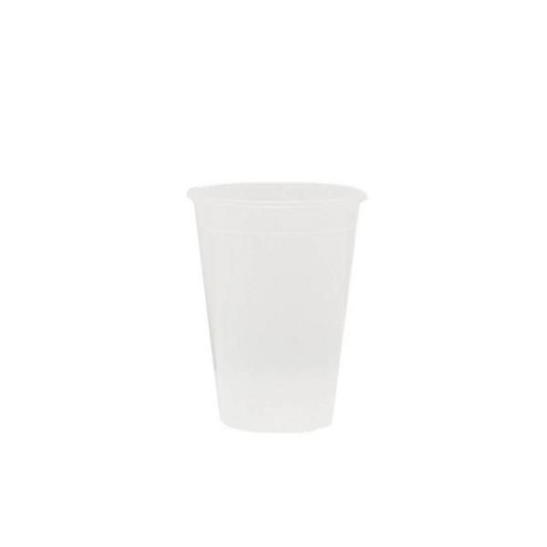 16oz Plastic White Cup 16oz 白色杯
