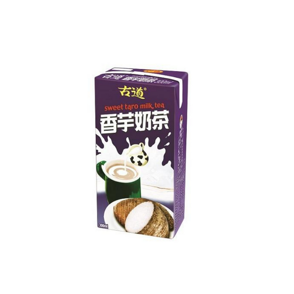 Sweet Taro Milk Tea 古道香芋奶茶