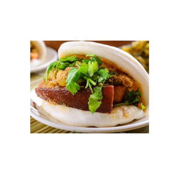 Steamed Sandwich Bun 刈包
