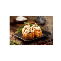 Small Octopus Ball  (Takoyaki)章魚燒