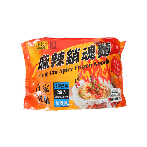 Ning Chi Spicy Frozen Noodle 寧記麻辣銷魂麵
