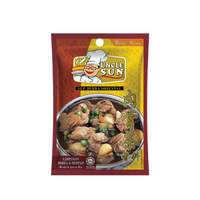 Uncle Sun Oriental Herbal Soup Spices  肉骨茶香料