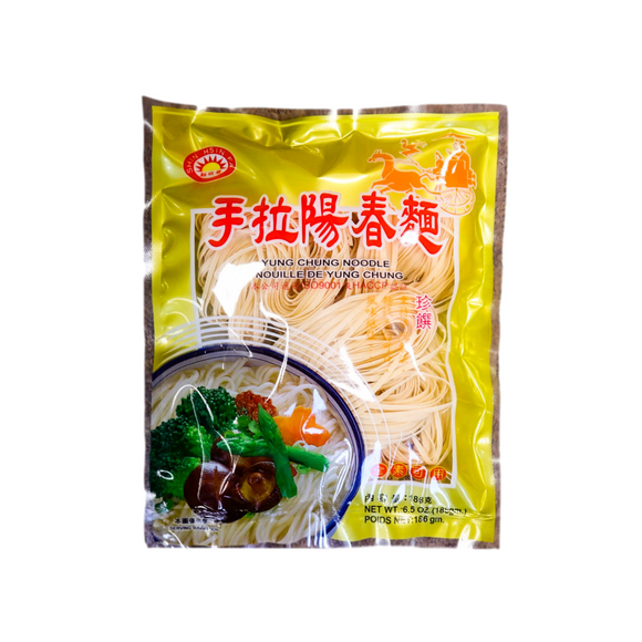 Yung Chung Noodle  手拉陽春麵