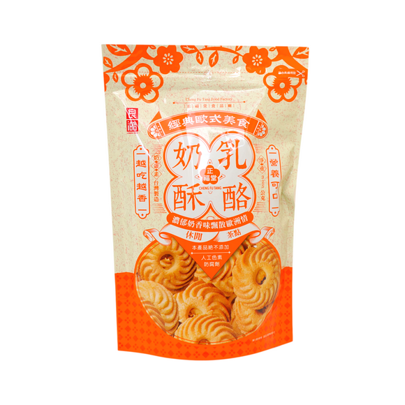 "Cheese Flavor Biscuit ""正福堂""乳酪奶酥"