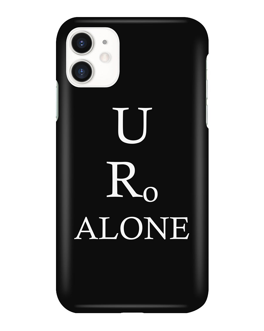 Classic Design on iPhone 11 Case