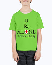Load image into Gallery viewer, Nurses Design on Hanes Youth Beefy-T
