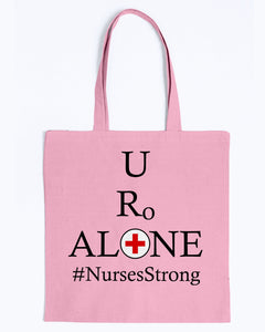 Nurses Design on BAGedge Canvas Promo Tote