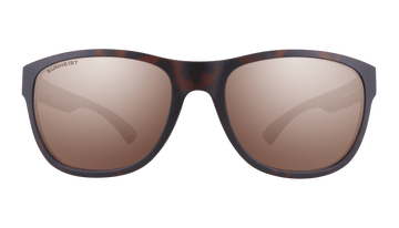 Matte Brown Tortoise Birch