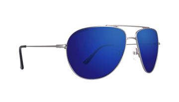 Smoke with True Blue Mirror / Polarized