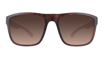 Matte Brown Tortoise Cypress