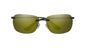 Green with Gold Mirror / Polarized