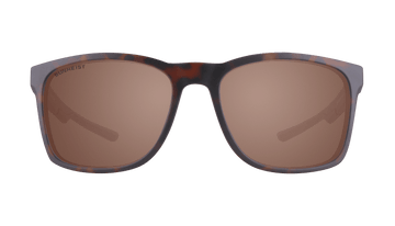 Matte Brown Tortoise Willow