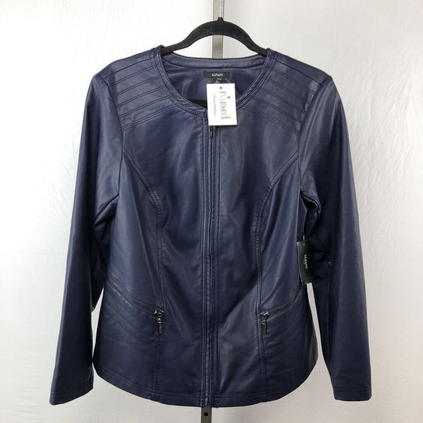 Alfani Vegan Jacket
