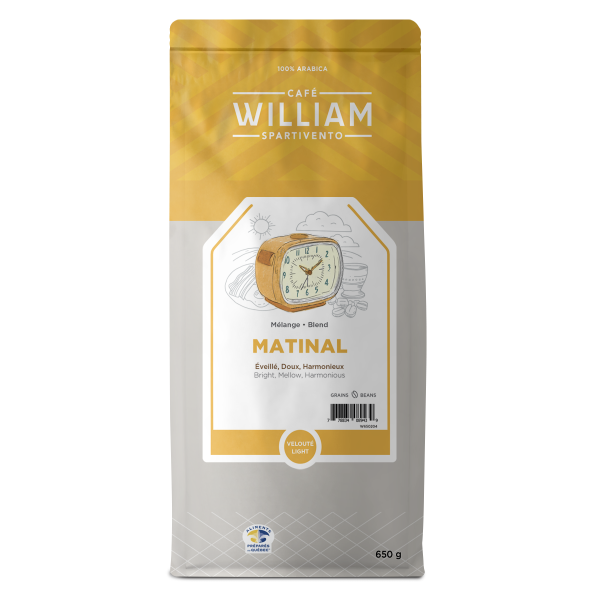 Matinal Breakfast Blend 650g LIGHT