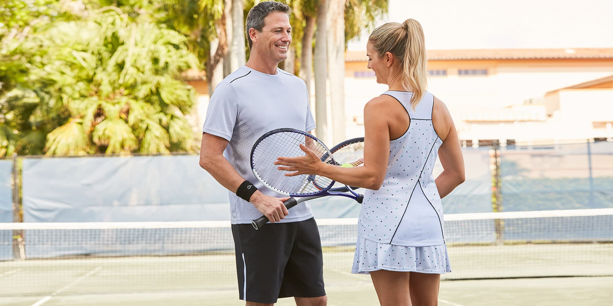INTRODUCING TENNIS & COUNTRY CLUB ATTIRE