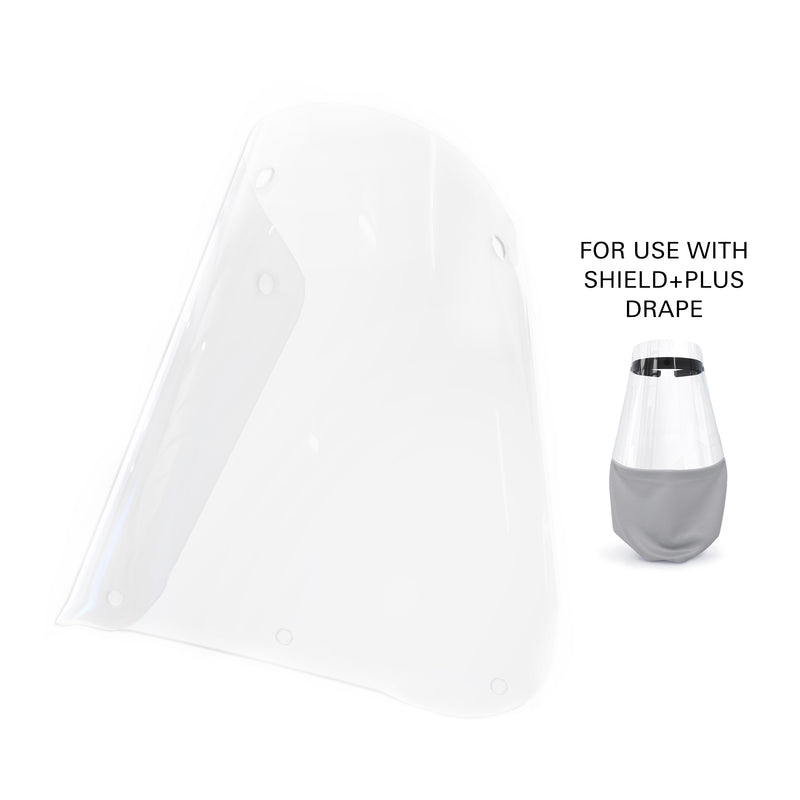 Shield Plus Replacement Clears - 5 Pack