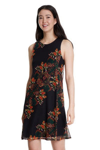 Desigual Christian Lacroix Sleeveless Dress