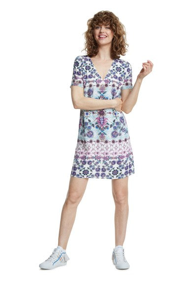 Desigual Yukon Printed Dress