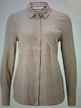 Load image into Gallery viewer, Tom Tailor Check Blouse