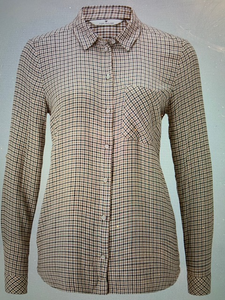 Tom Tailor Check Blouse