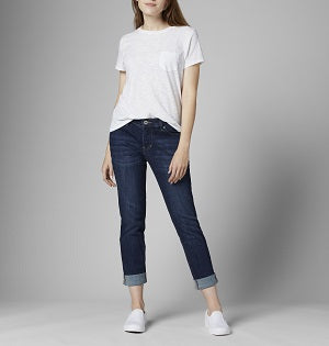 Jag Jeans Carter Girlfriend Jeans - Regular and Petite