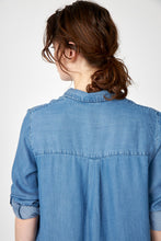 Load image into Gallery viewer, Soya Concept Lyocell Denim Dress