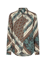 Load image into Gallery viewer, Soya Concept Lavina Paisley Shirt