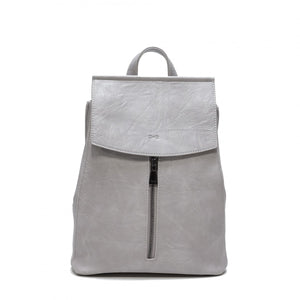 SQ Grey Convertible Backpack
