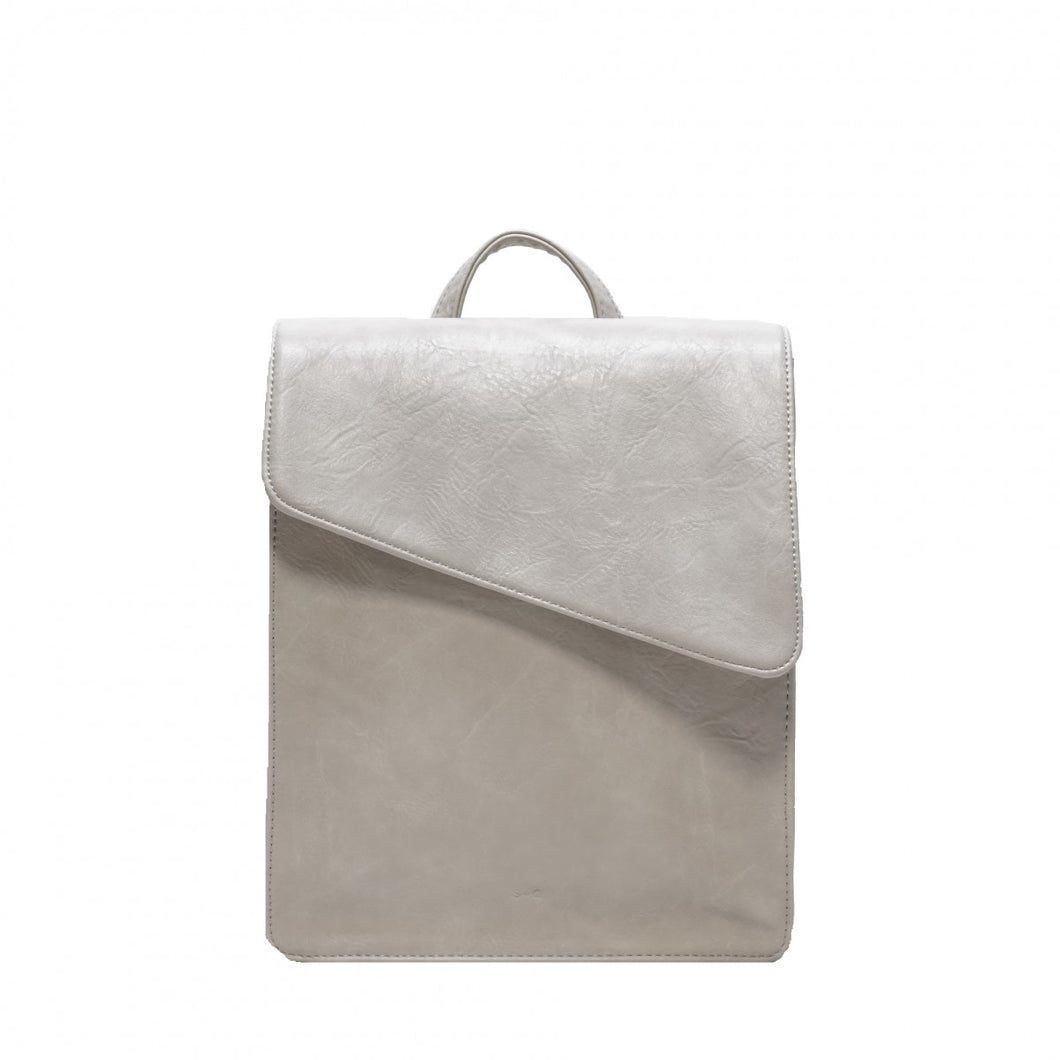 SQ Kelsey Antique White Backpack