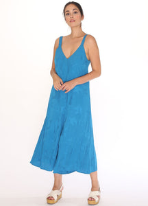 Pepaloves Starfish Jumpsuit - Blue