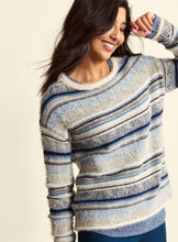 Load image into Gallery viewer, Hatley Renee Sweater - Multi Stripes