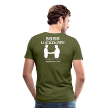 Load image into Gallery viewer, Covid-19 POF - olive green