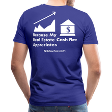 Load image into Gallery viewer, Cash Flow Appreciation - royal blue