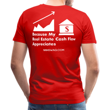 Load image into Gallery viewer, Cash Flow Appreciation - red