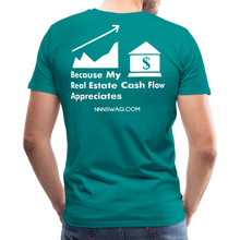 Load image into Gallery viewer, Cash Flow Appreciation - teal
