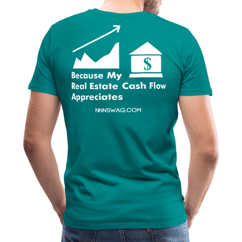 Cash Flow Appreciation - teal