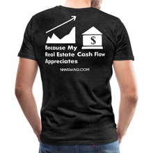 Load image into Gallery viewer, Cash Flow Appreciation - charcoal gray