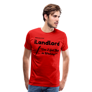 iLandlord | High Performance Ownership - red