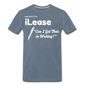 iLease | High Performance Leasing & Management - steel blue