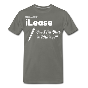 iLease | High Performance Leasing & Management - asphalt gray