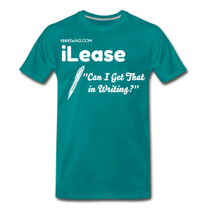 iLease | High Performance Leasing & Management - teal