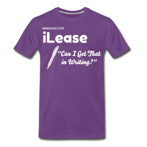 iLease | High Performance Leasing & Management - purple