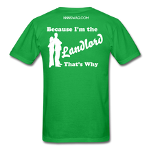 Load image into Gallery viewer, Straight Outta Lease Term Tee - bright green