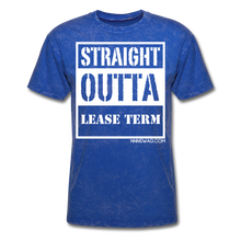 Load image into Gallery viewer, Straight Outta Lease Term Tee - mineral royal