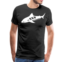 Load image into Gallery viewer, NNN Shark Tee - black