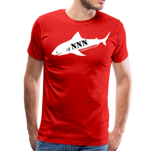 Load image into Gallery viewer, NNN Shark Tee - red
